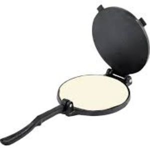 Winco Kitchen - Winco TPC-8C Cast Iron Tortilla Press 8""